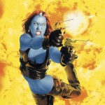 Mystique Vol 1 12 Textless 150x150 Marvel Comics Hotlist: Marvels 15 Hottest Babes