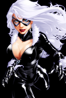 black cat Marvel Comics Hotlist: Marvels 15 Hottest Babes