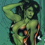 she hulk 150x150 Marvel Comics Hotlist: Marvels 15 Hottest Babes